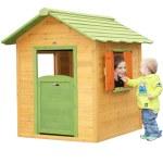 Kinderspielhaus Holz Tim