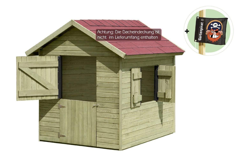 Kinderspielhaus Holz