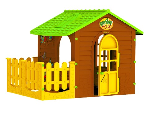 Kinderspielhaus Villa XXL Kunststoff
